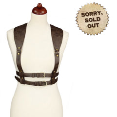 Harness your Dreams Steampunk Utility Harness Belt (SOLD OUT)