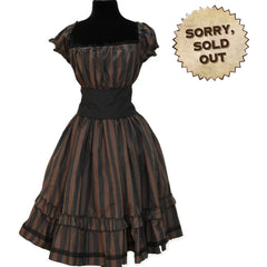 Jessie Steampunkabilly Dress (SOLD OUT)