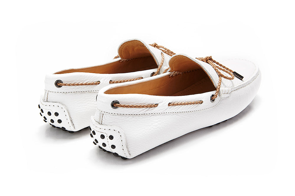 St.Tropez - Coconut Pebble Leather