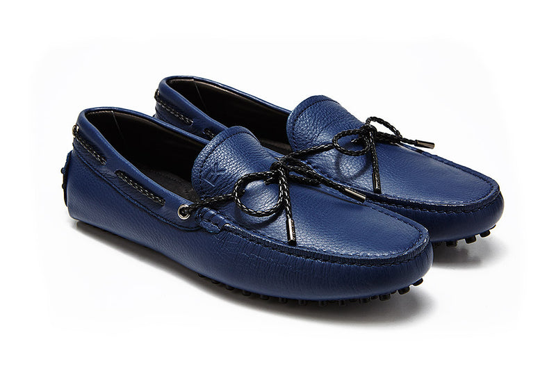 St.Tropez - Royal Blue Pebble Leather *LIMITED EDITION*
