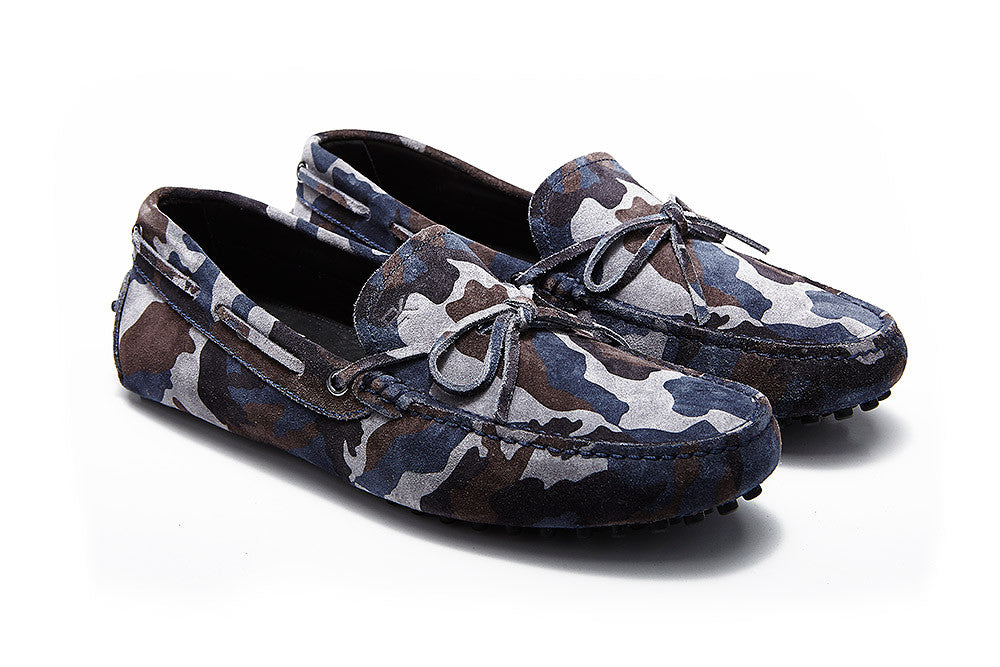 Santorini - Artic Camo Suede *LIMITED EDITION*