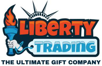 Liberty trading ultimate gift company logo. Gifts for him, gifts for her, gifts for kids & gadgets for men