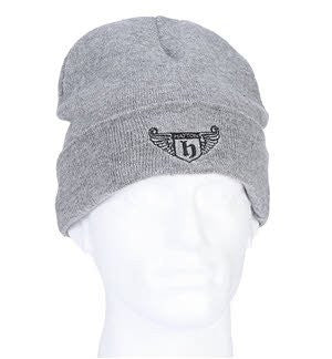 Official Hatton Knitted Beanie- Grey