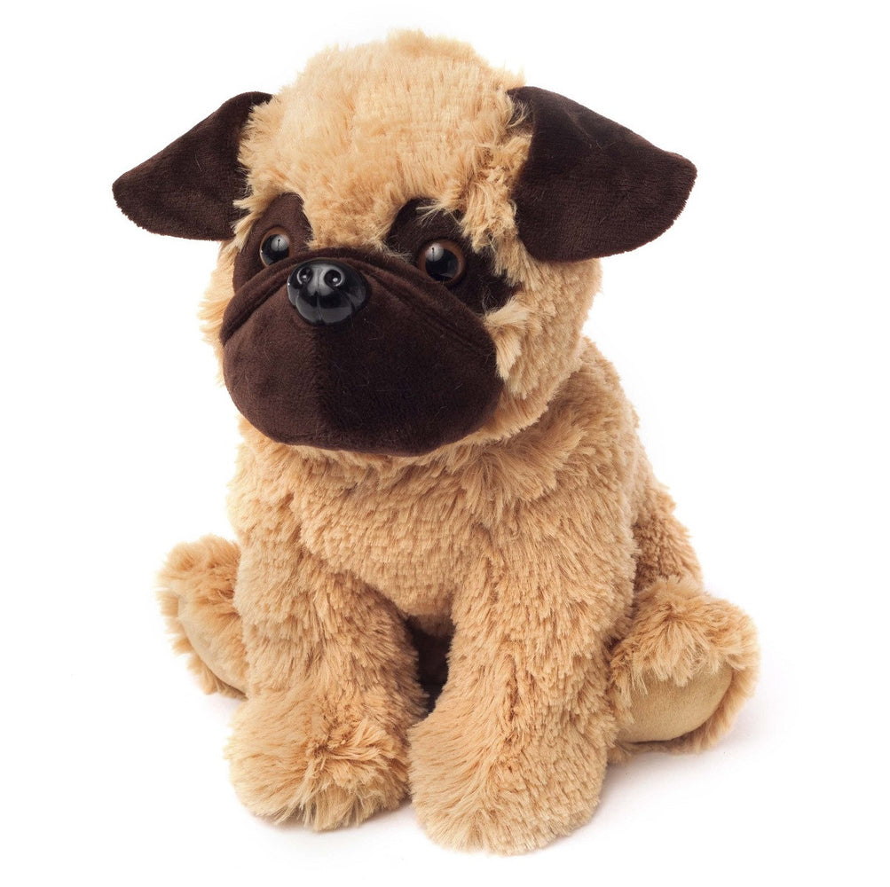 Warmies Cozy Plush Pug Soft Toy