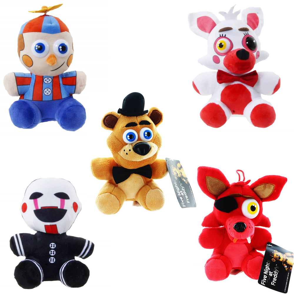 "Five Nights At Freddy's 12"" Soft Plush Toys"