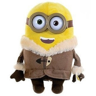 Minions 28cm Ice Village Premium Plush - Bob