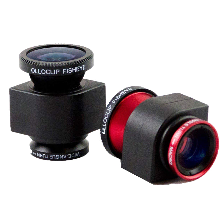 Olloclip 3-In-One Photo Lens For iPhone 4/4S is a great gift for him or gadget gifts for men