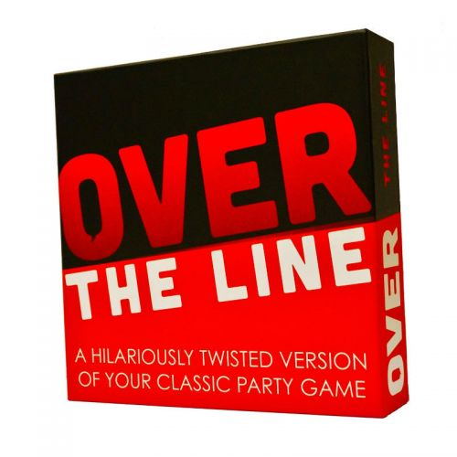 Over The Line Adult Party Game