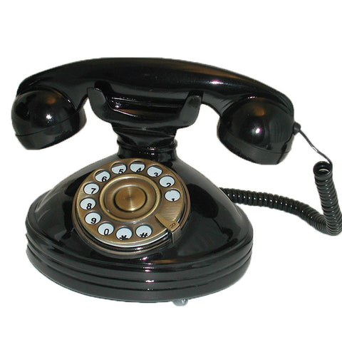 Steepletone Antique Style Rotary Dial Telephone