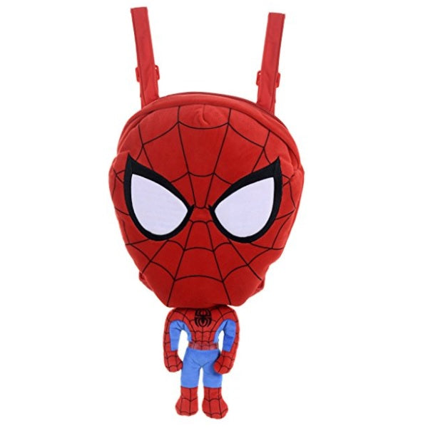 Spiderman Plush Backpack