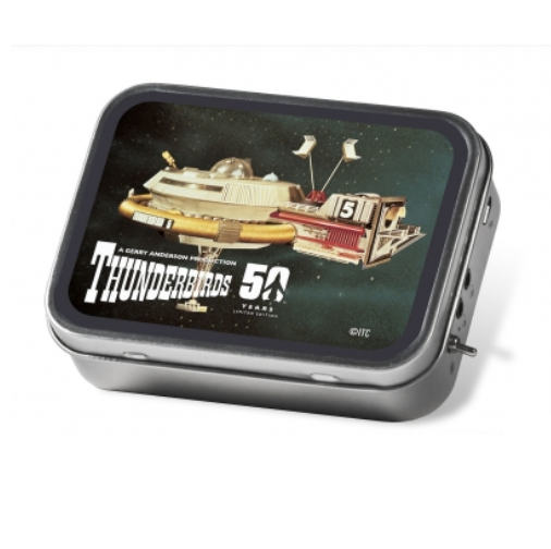 Tinamps Portable Speaker in Tin - Thunderbirds 5