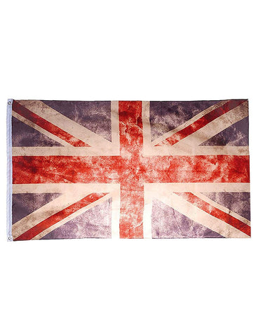 Union Jack Flag Souvenir. Collectable United Kingdom Flag With Eyelets. 90 x 150 cm