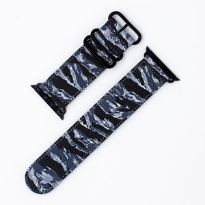 TIGER CAMO - BLACK for 42mm