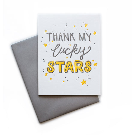 Thank My Lucky Stars