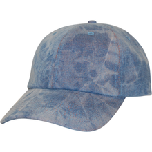 "Load image into Gallery viewer, Denim ""Dad Hat"" - CM31 Hats - Cali Headwear"