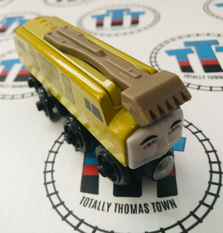 Diesel 10 Wooden (2012) Good Condition - Used - Totally Thomas Town