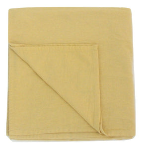 Organic Lightweight Flannel Blanket
