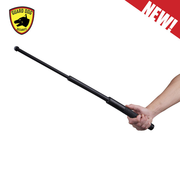 "Guard Dog C-Series Baton 26"" - Black - Niagara Quartermaster"