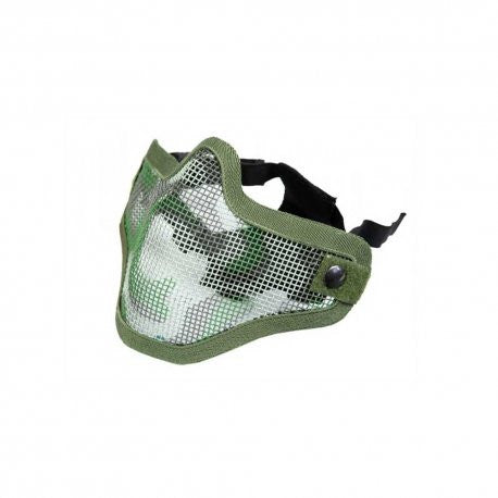 Killhouse Steel Half-Face Mask - Woodland - Niagara Quartermaster