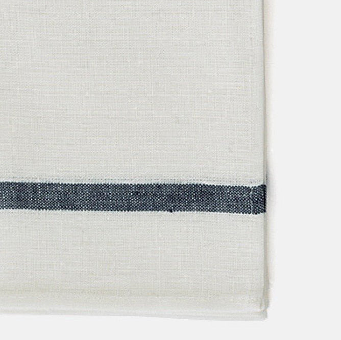Navy Line Thick Kitchen Cloth