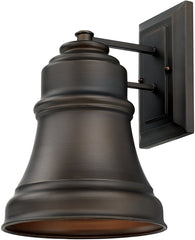 0-000441>Outdoor 1-Light Wall Lantern Old Bronze