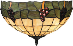 0-027974>Grapevine 2-Light Wall Sconce Vintage Antique