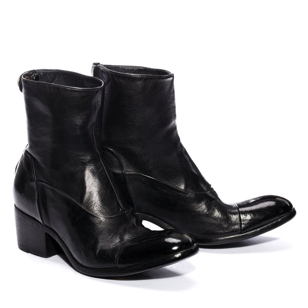 EVITA 14004, dyed buffalo leather Ankle boots , vista 2