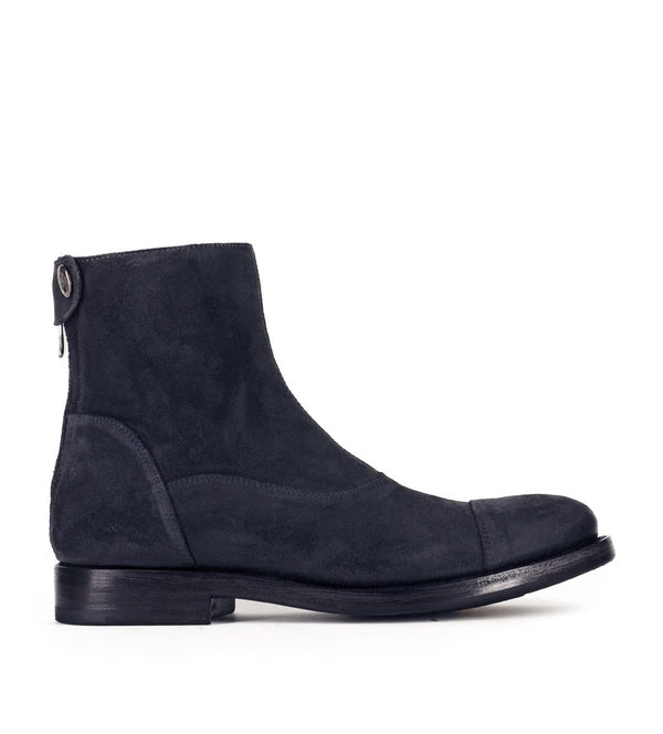 MAYA 509<br> Dark grey ankle boots