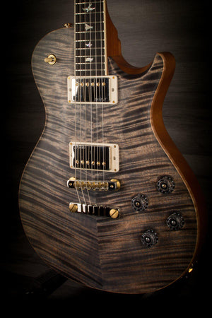PRS SC594 Wood Library Faded Whale Blue, Natural Back s#246696