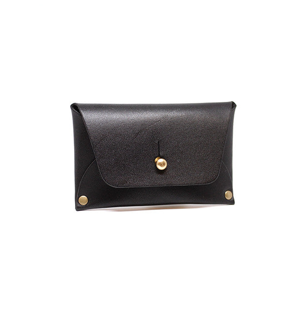 Jules Card Case - Black