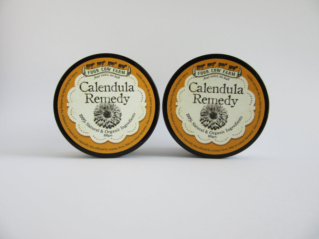 Calendula Remedy 100g - Twin pack