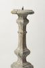 Antique 19th Century Wooden Altar Pricket Candlestick