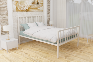 Wrought Iron Bed Frame Collection