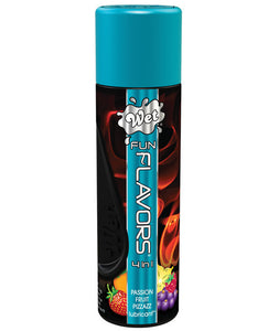 Wet Fun Flavors 4-in-1 Lotion - 4.1 Oz Passion Fruit