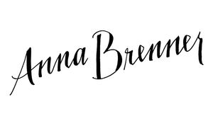 Brenner Custom Name Rubber Stamp