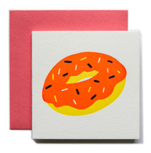 Donut Tiny Card