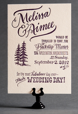 Rustic Labor Day Wedding