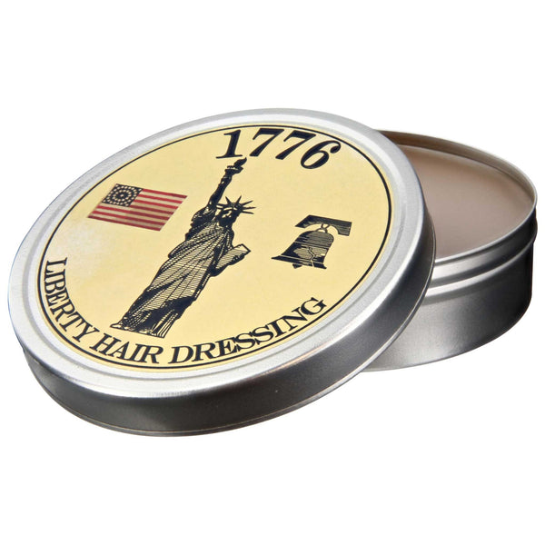 Liberty Hair Dressing Pomade Open