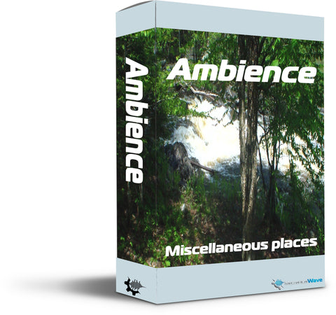 Ambience Pack 01
