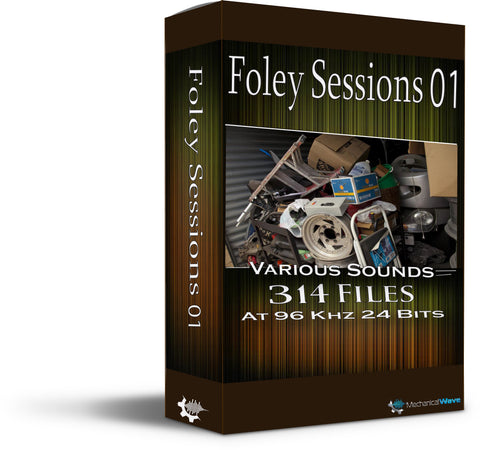 Foley Session 01
