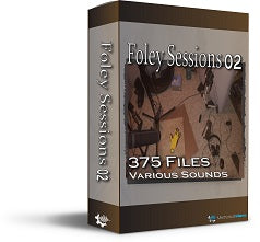 Foley Session 02