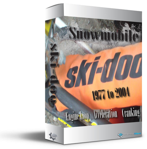 Ski-Doo - Snowmobile