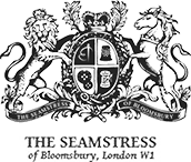The Seamstress of Bloomsbury Brand Logo