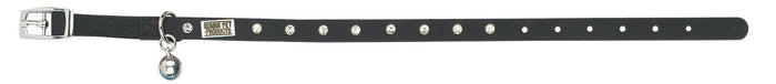 Bling Black Cat and Kitten Collars from - gummipets