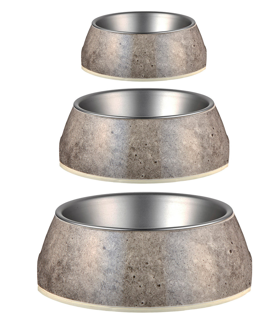 Concrete Design Bowl From
