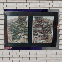 Catch of the Day & Hot from the Pot Crab Art Diptych - JWB Art Unlimited