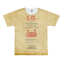 TShirt - Original J.O. Spice Can Design - JWB Art Unlimited