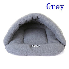 Load image into Gallery viewer, Soft Polar Fleece Dog Beds Kennel