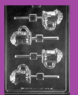 Beer Mug Candy Mold