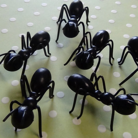3-D Ant Toppers
